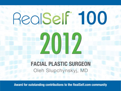 RealSelf 100 Award